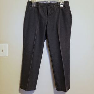 G.H Bass & Company Cropped/Ankle Pants (Size 4)